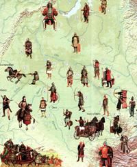 Сибирское вооружение: от каменного века до средневековья
