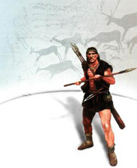 Палеолит. Оружие каменного века