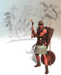 Воины бронзового века