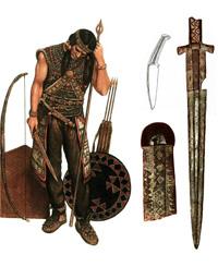 Ирменская и карасукская культуры (эпоха поздней бронзы)