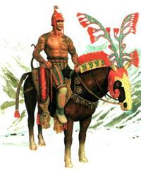 Пазырыкская культура (эпоха раннего железного века)