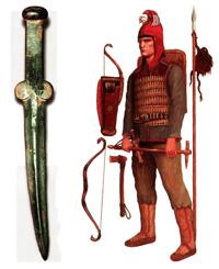 Большереченская культура (эпоха раннего железного века)