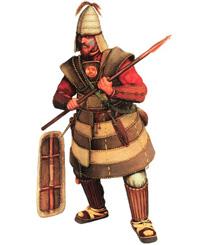 Тагарская культура (эпоха раннего железного века)