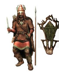 Кулайская культура в гунно-сарматское время (II в. до н. э.—V в. н. э.)