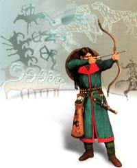Древние тюрки. Тюркский каганат